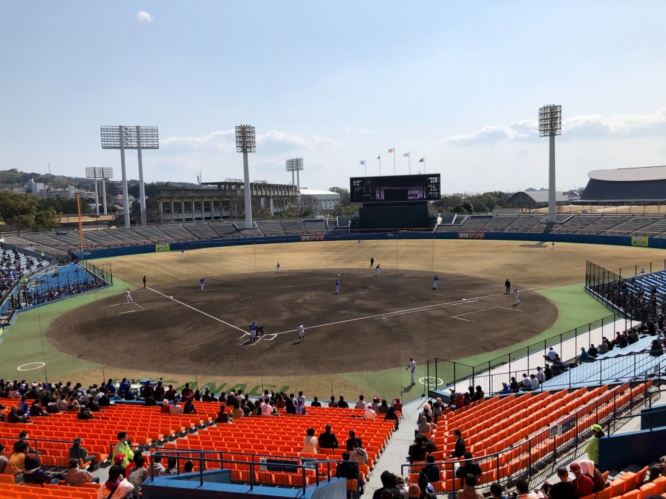 球場 プロ 野球 2020 草薙