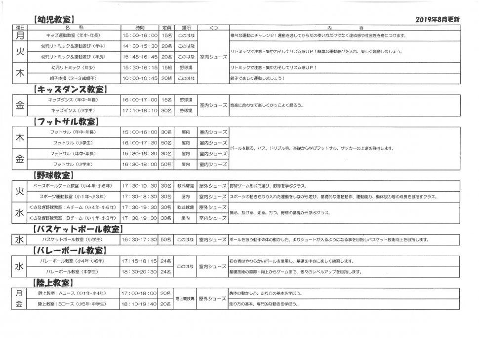 プログラム2019.2期②