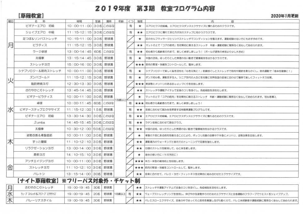 2019.03プログラム表